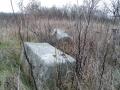 Камни от церкви. Эвон куда их унесли.