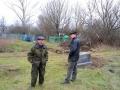 - Чтобы ещё эдакое откопать? - думает глава Луковского сельского поселения Сергей Николаевич Жерихов.