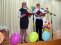 Ведущие Даша Кошелева и Акай Абдуллаев.