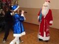 Дед Мороз и Снегурочка - главные участники Новогоднего представления.