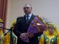 Ю. А. Маслов поздравляет всех с праздником.