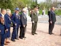 В митинге приняли участие ветераны войны, труда, труженики тыла.