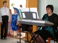 Любимой школе дарят песню.