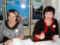 Члены избирательной комиссии за работой.