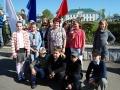 Молодое поколение Малоархангельска.