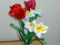Цветы к празднику.