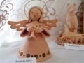 Ангелочек от Вдовиной Алеси. Немного удивлённый или испуганный.