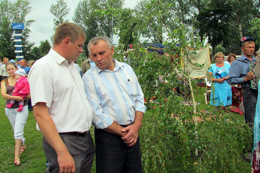 У глав сельских поселений есть что обсудить.