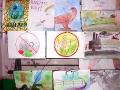 Конкурс рисунков Береги и охраняй природу.