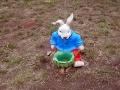 Заяц с тачкой добавился в сентябре 2009 года