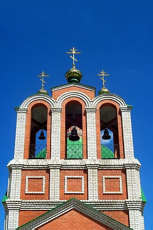 Колокола Покровского храма.