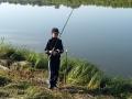 Жиляев Матвей — рыбак с пятилетним стажем.