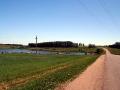 Общий вид Нового Беленького пруда