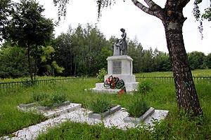 Воинское захоронение 57-369, с. Гнилая Плота Орловской обл. Малоархангельский р-н