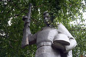 Воинское захоронение 57-368, д. Губкино Орловской обл. Малоархангельский р-н