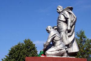Воинское захоронение 57-379, ст. Малоархангельск