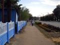 На улице Советской