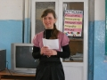 В связи с болезнью «учителя» урок математики доверили провести специалисту по немецкому языку.