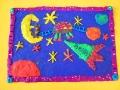 Ретюнина Е., 5 класс, «ЗВЁЗДНОЕ НЕБО».