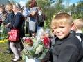 Ученик Ивановской средней школы.