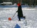 Хоккей с мячом - 6 класс