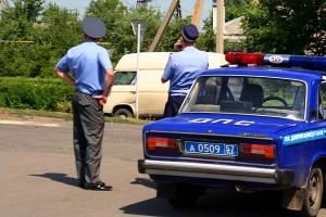 ДПС Малоархангельского района Орловской области