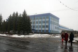 Административное здание Малоархангельского опытного машиностроительного завода