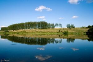Пруд Новый Беленький, г. Малоархангельск. Фото Сергее4