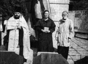 Итогом Вахты Памяти, проходившей в Малоархангельском районе с 28 апреля по 7 мая 2003 года, стало перезахоронение останков ста двадцати девяти советских воинов