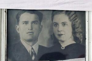 Молодожены. Предвоенное фото