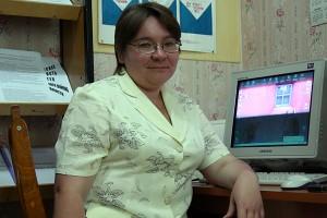 Ольга Егорова, библиотекарь ЦБС Малоархангельского района