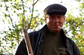 """Житель Малоархангельского района: """"Ты смотри, правда прилетел. Ну, пусть""""."""