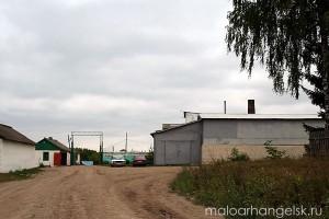 Плещеевский крахмальный завод (Орловская область).