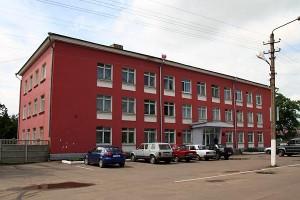 Здание администрации Малоархангельского района