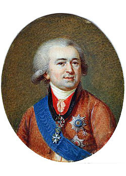 Князь А. Б. Куракин