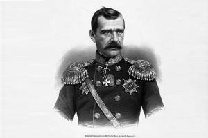 Герой Кавказской войны генерал-лейтенант И. А. Вревский