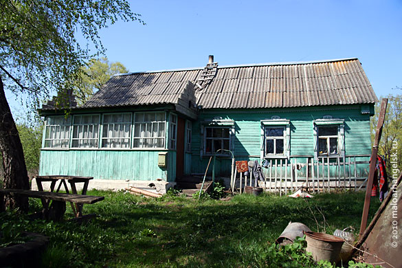 Домик в деревне Вторая Ивань