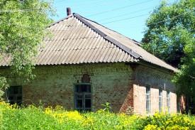 Земская больница в Столбецком, построенная на средства М.М.Мацнева, имеет несколько зданий, сохранившихся до наших времён. Фото А. Полынкин, 2009 год.