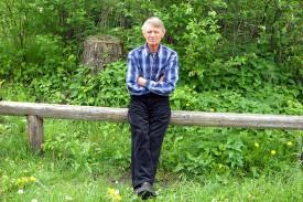 Николай Михайлович Головин. Весна 2010 года.