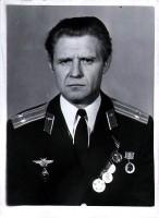 Подполковник в отставке, Николай Михайлович Головин