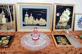 Выставка работ воспитанников Дома детского творчества Малоархангельска