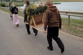 Крестный ход в Малоархангельске