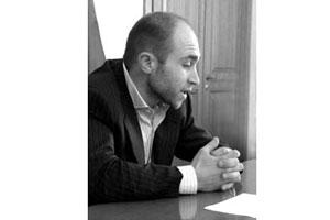 Глава компании «Международные минеральные ресурсы» Виктор Артемов