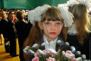 1 сентября 2010 года в Малоархангельской средней школе