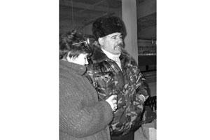 Директор СП «Тиняковское» Сергей Николаевич Дрогайцев