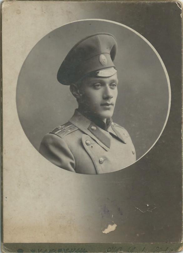 Борис Федорович Кадобнов.