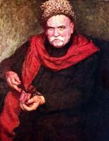 Н.И. Струнников. Портрет В.А. Гиляровского