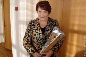 Валентина Николаевна Ушакова, воспитатель детского сада № 2 г. Малоархангельска