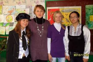 Неделя химии и биологии в Протасовской основной школе.