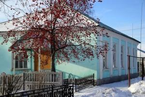 Здание редакции малоархангельской районной газеты «Звезда». Фото 2010 года.